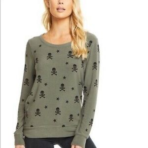 Chaser Skull Sweatshirt